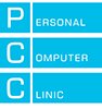personal computer clinic logo